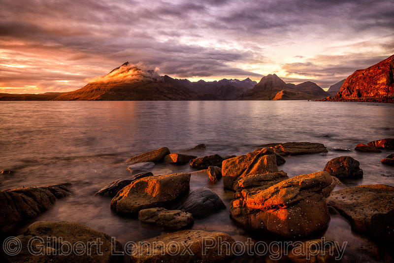 The Cuillins from Elgol Photos