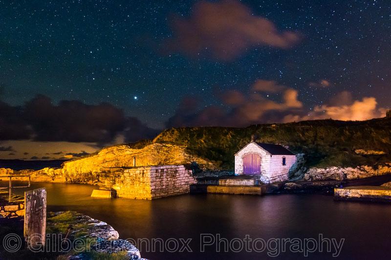 Ballintoy Harbour Photo Night