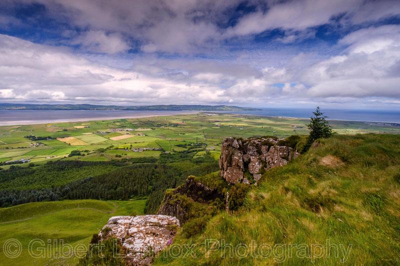 A Day On Ireland's Beautiful North Coast By Gilbert Lennox