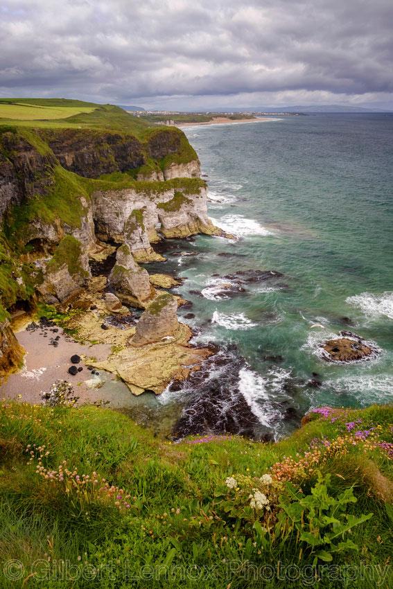 North Coast Northern Ireland by Gilbert Lennox