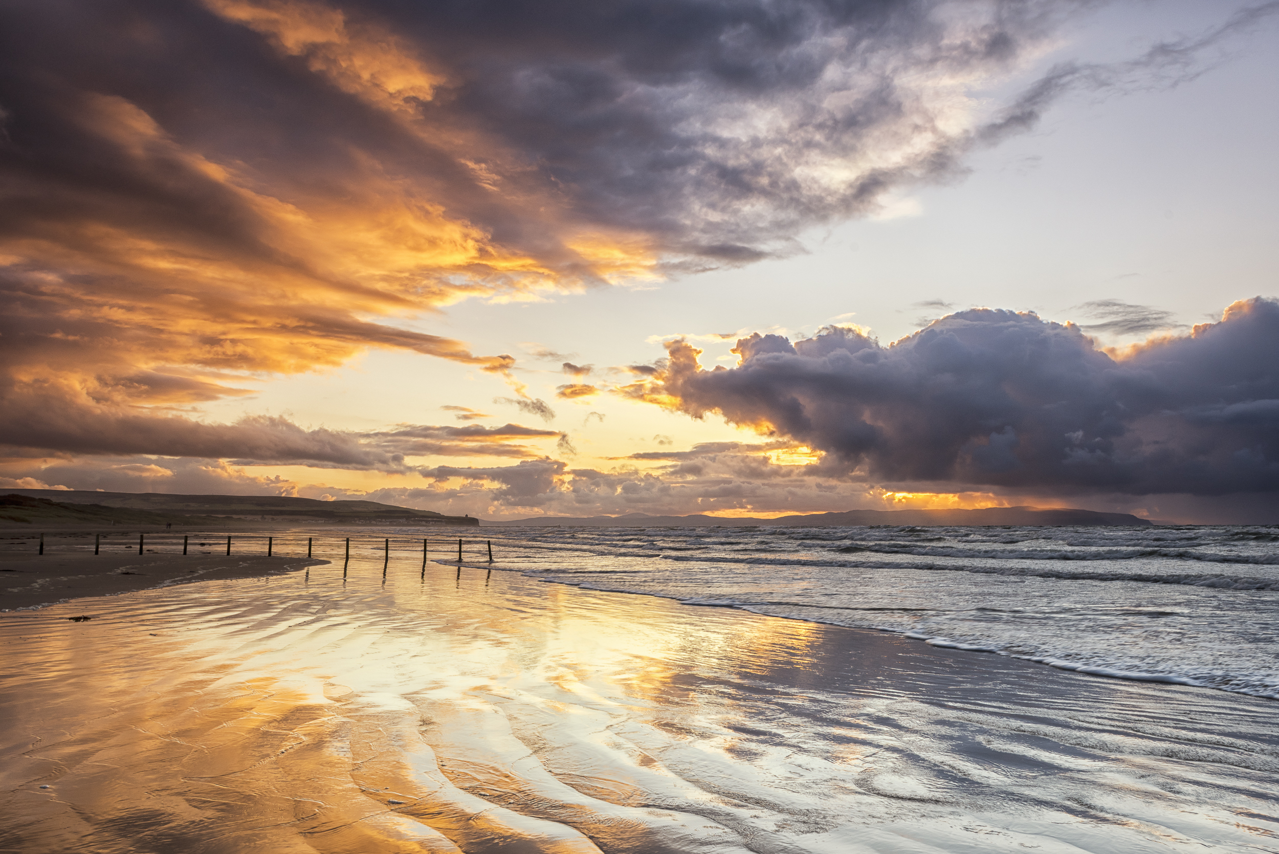 Silver and Gold, Portstewart Strand