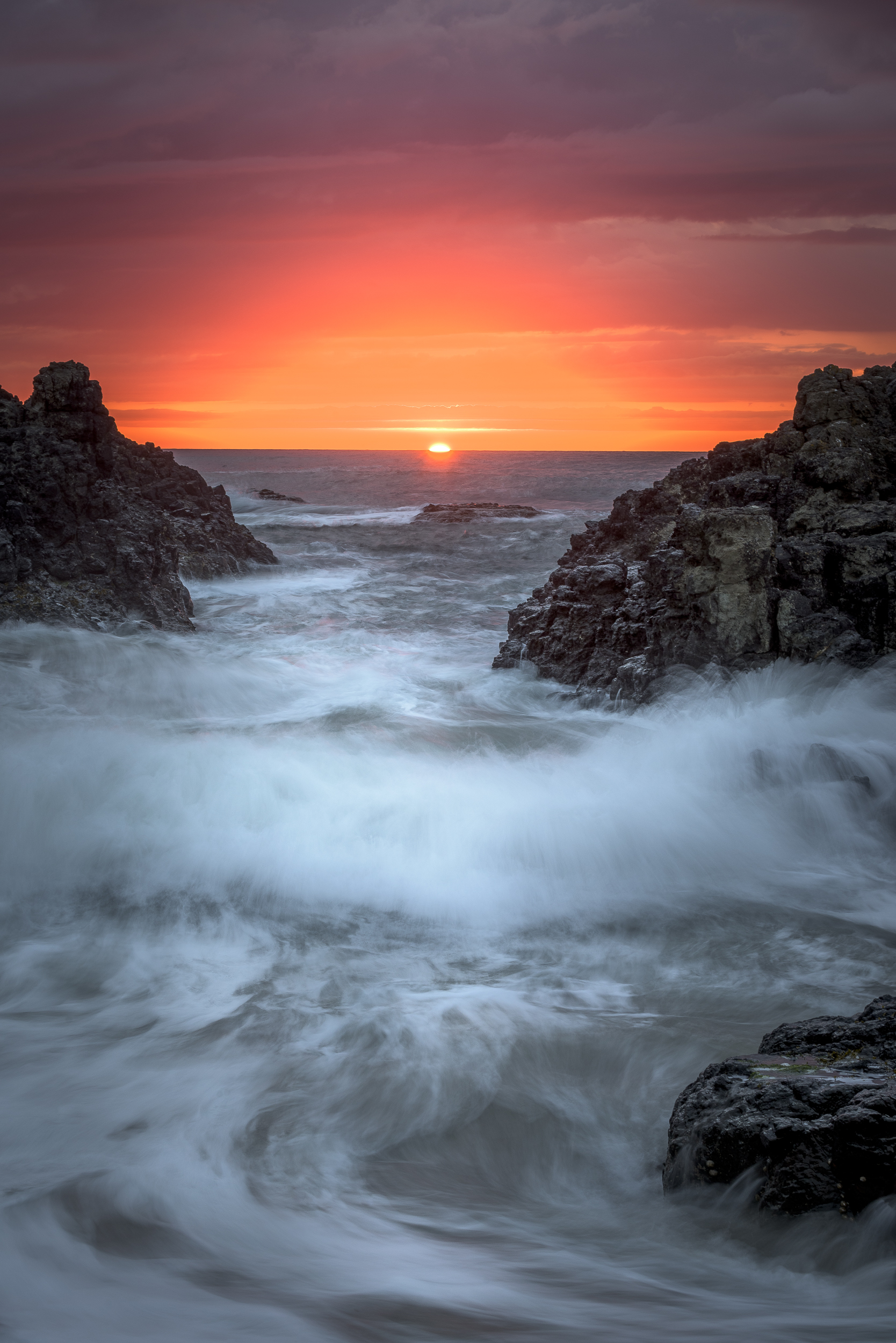 The Call of the sea, Dunseverick