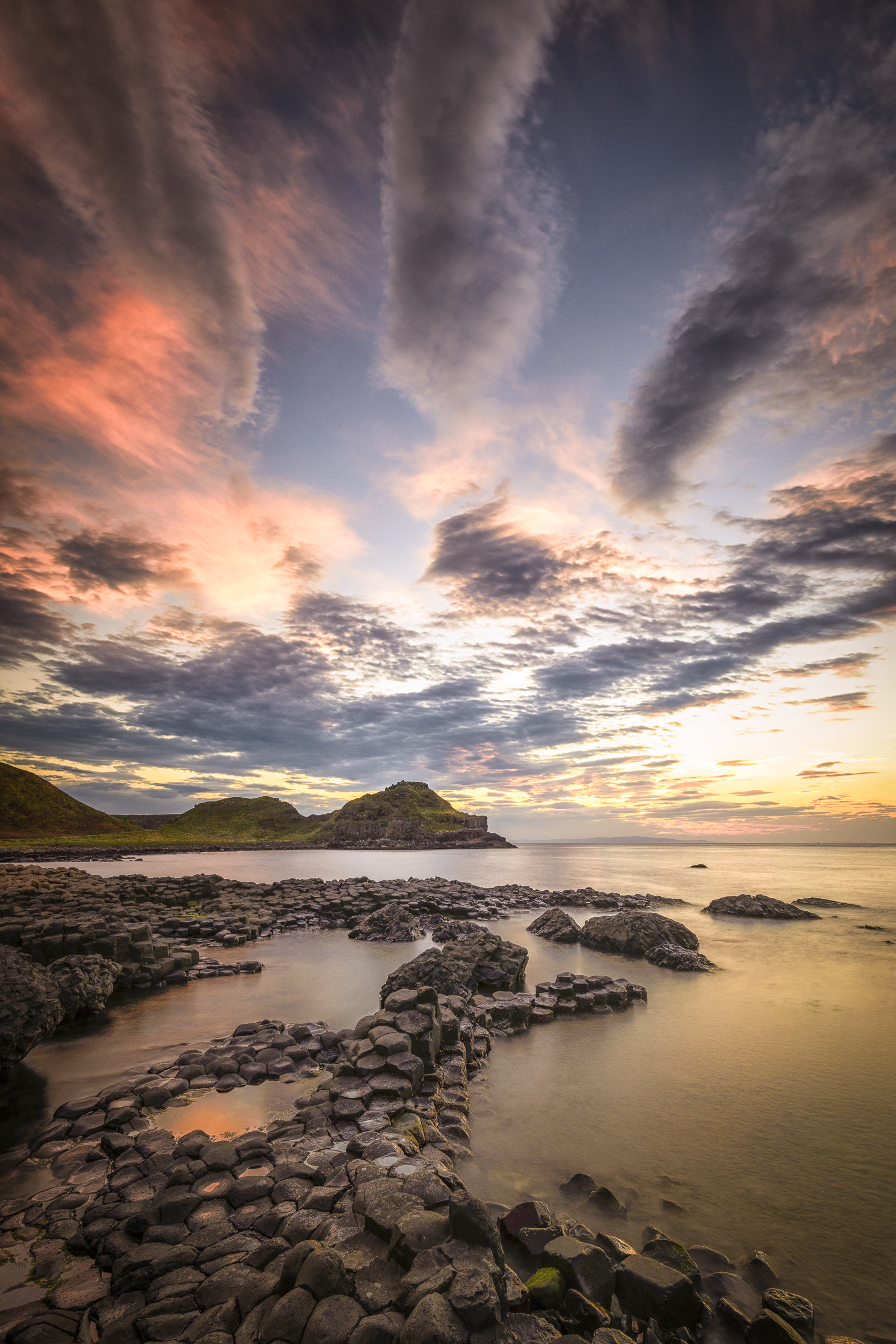 The Call, Giant's Causeway