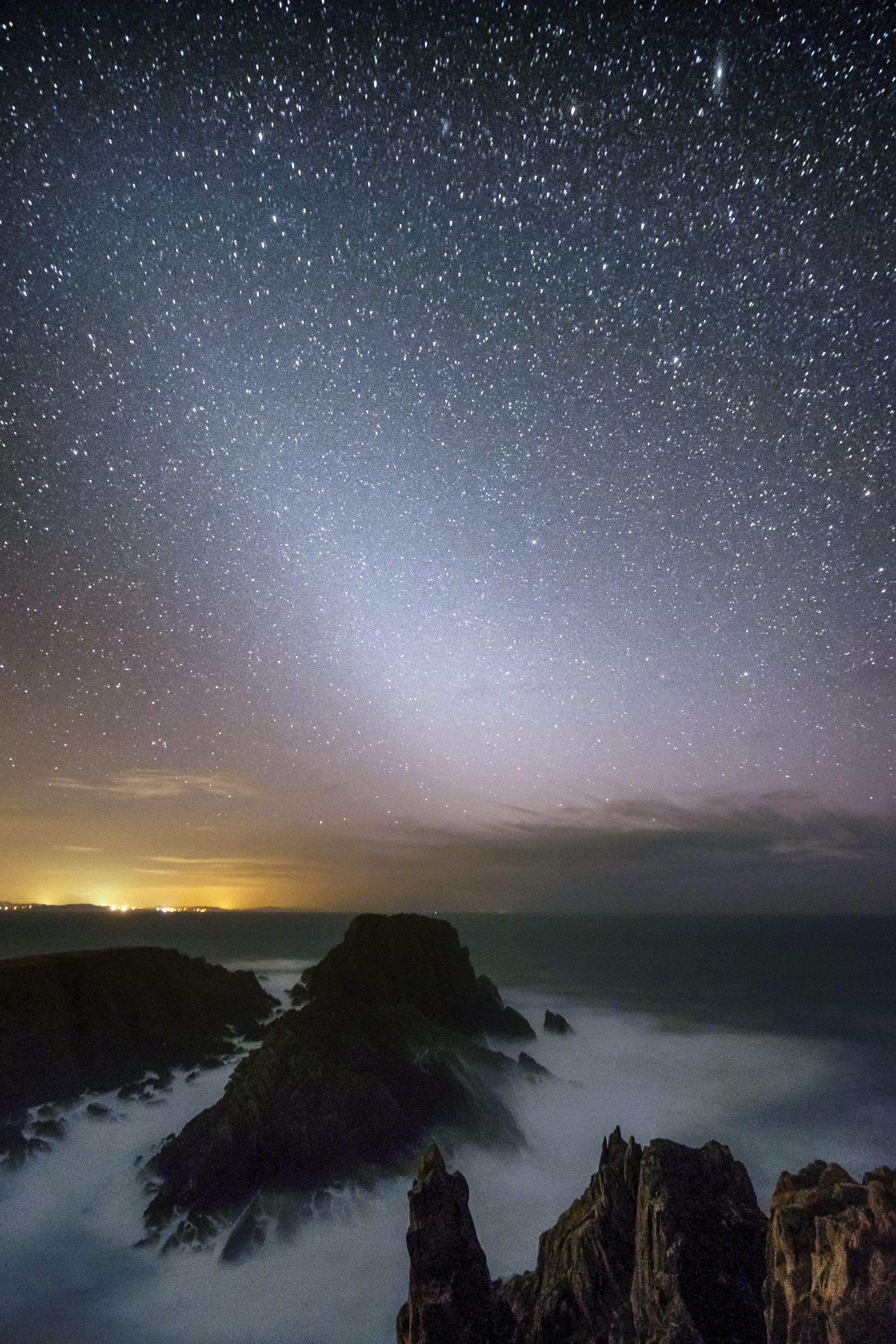 Zodiacal Light, Malin Head