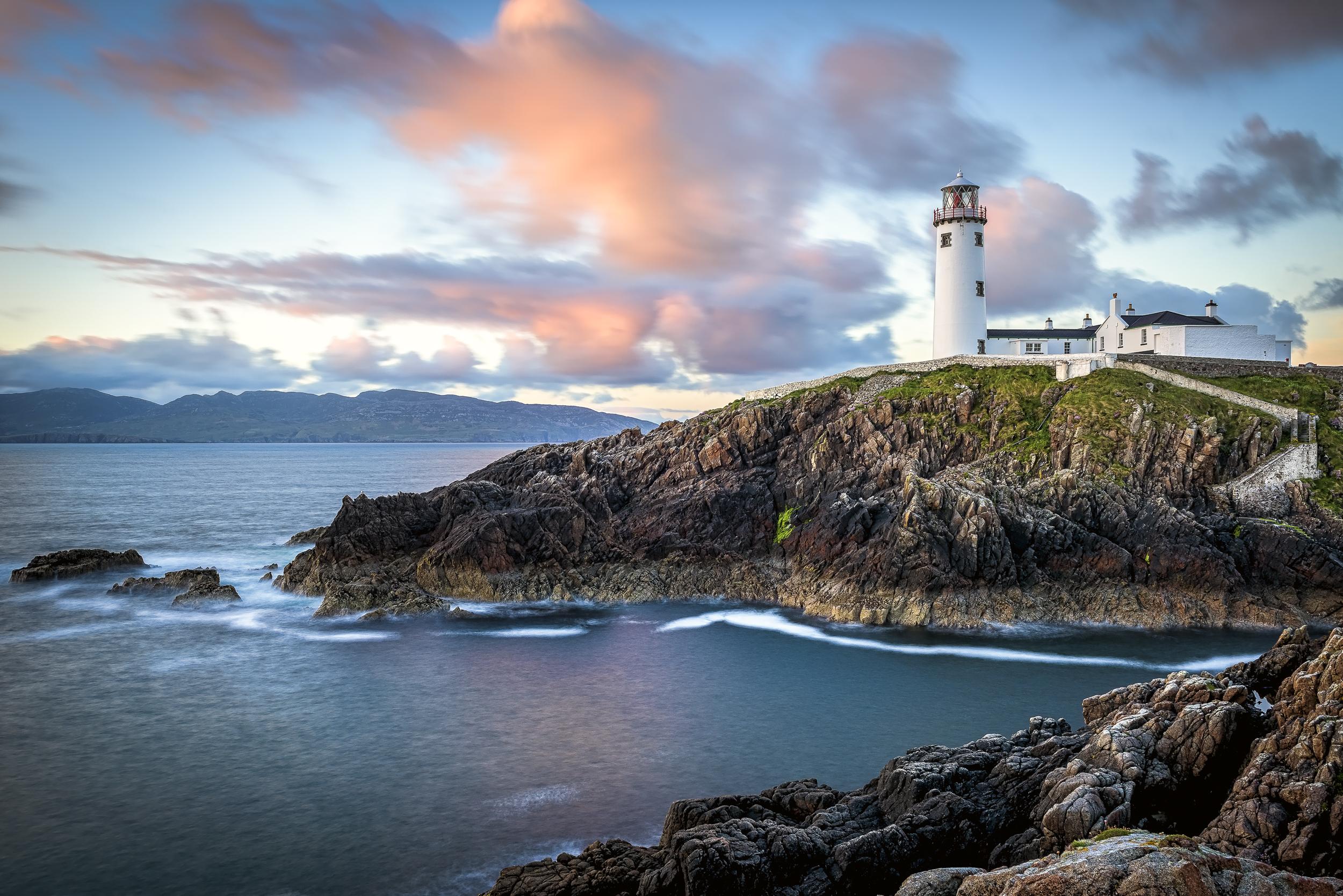 Fanad Lighthouse Sunrise (2)