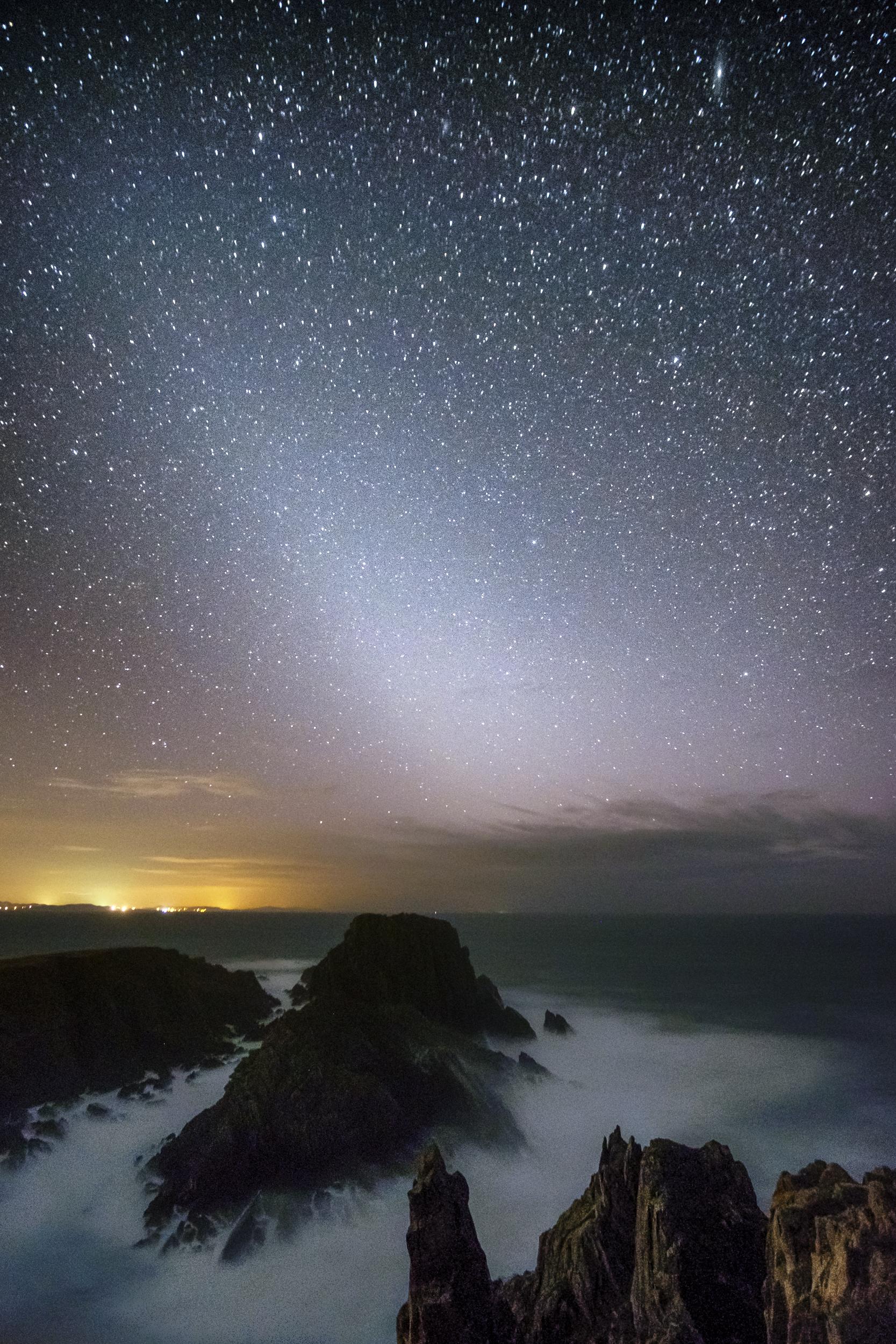 Zodiacal Light, Malin Head