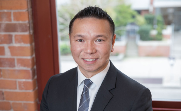 Paulman Hui, CPA, CA, CFE  Chief Compliance Officer