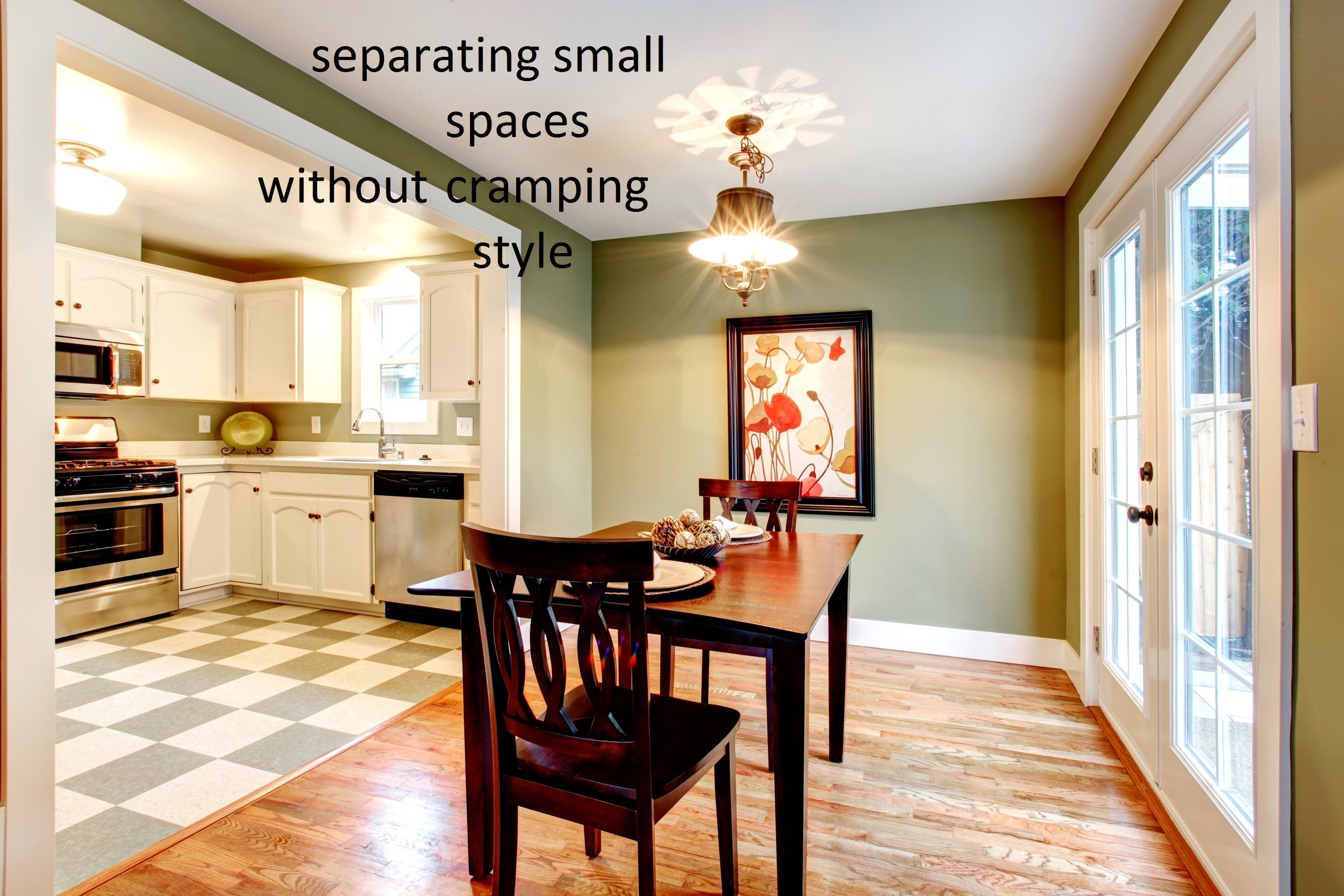 separating small spaces without cramping style.jpg
