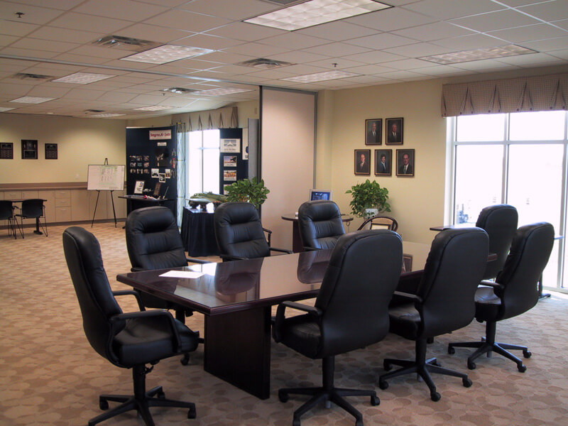 Airport Business Center conference room - Smyrna / Rutherford Country Airport Authority