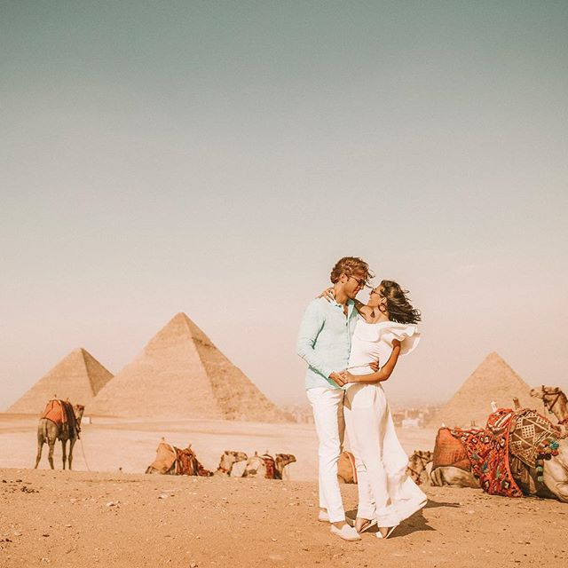 13 countries and 74 cities where we've  jetset, but 1 year of marriage is the best adventure yet. You, me, oui. 6.30.18. ✨Since we are obsessed with our wedding video and have been watching it today, we're sharing it!! Link in bio/stories (psw: daisy).✨