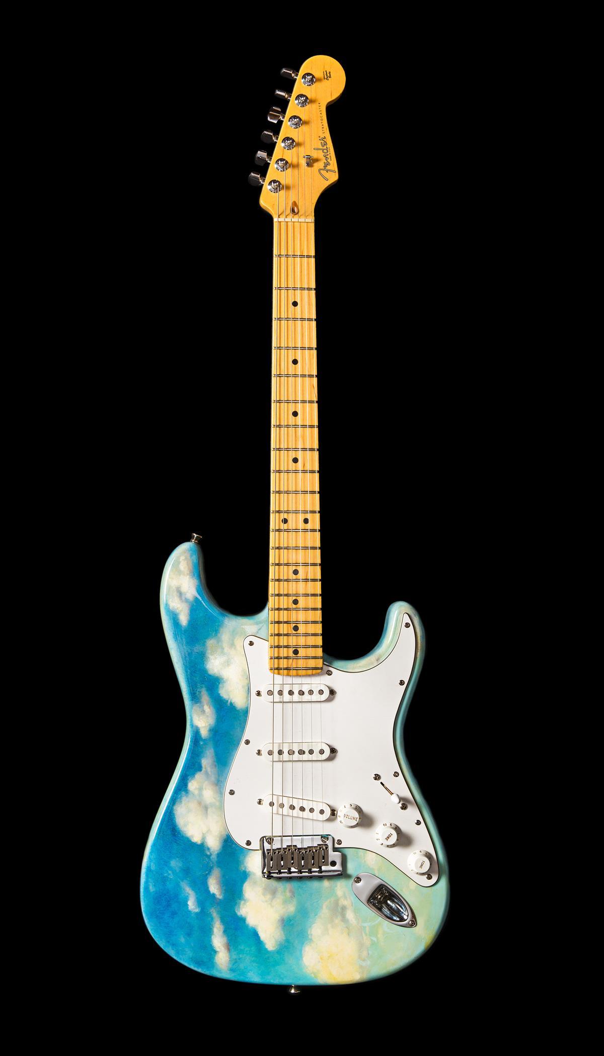 "Fender ""Air Guitar"" Stratocaster"