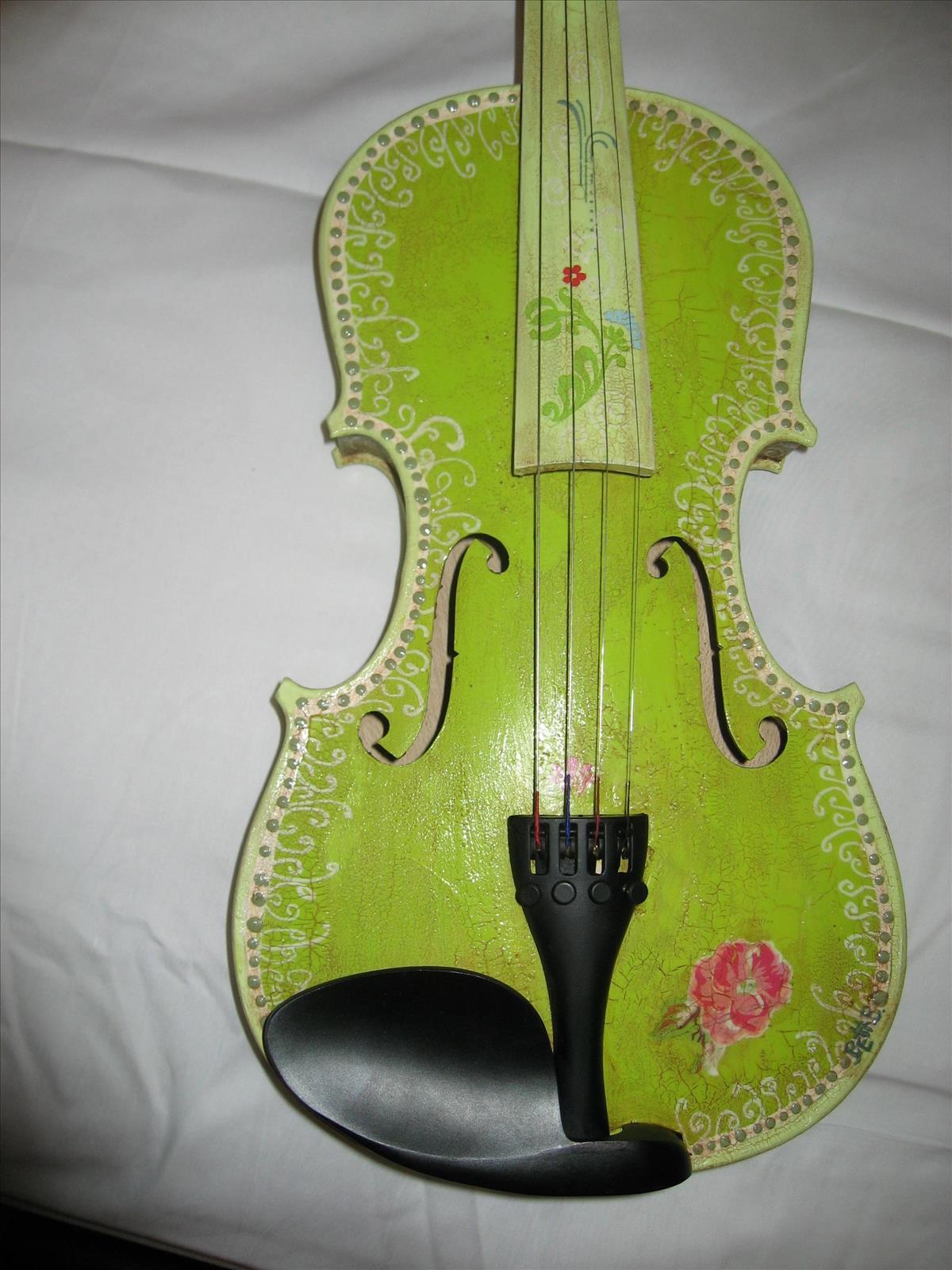 Texas Rose Violin