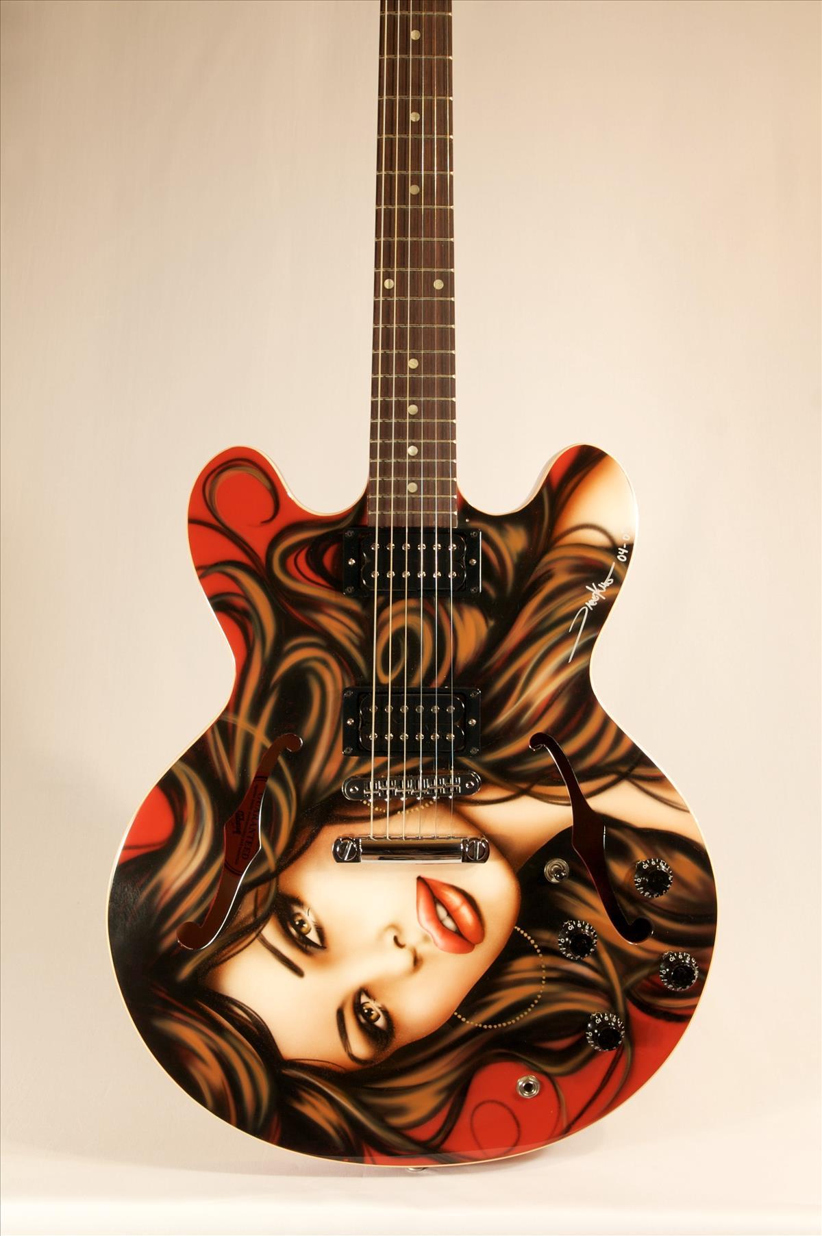 "Gibson Custom Shop ES335 ""Backstage"""
