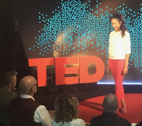 June 4, 2017 I TED Talk: Don't Suffer from your Depression in Silence I TED Headquarters