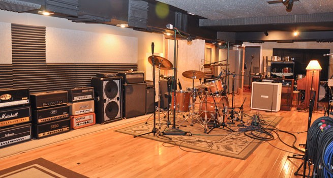 Rick's Studio