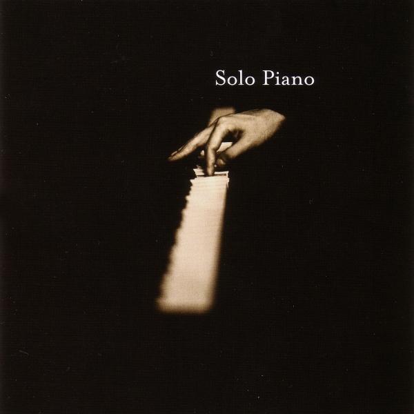 """Dan's first library album, """"Solo Piano"""""""