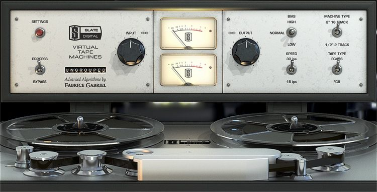 The Virtual Tape Machine, or VTM