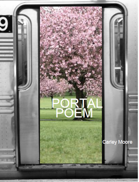 Portal Poem - my chapbook from Dancing Girl Press