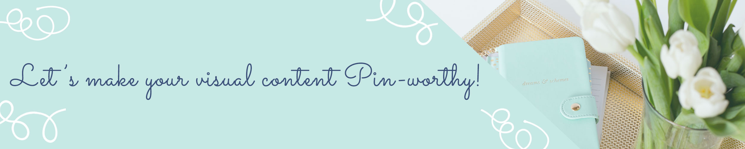 Custom Designed Pinterest Graphics - Untangled