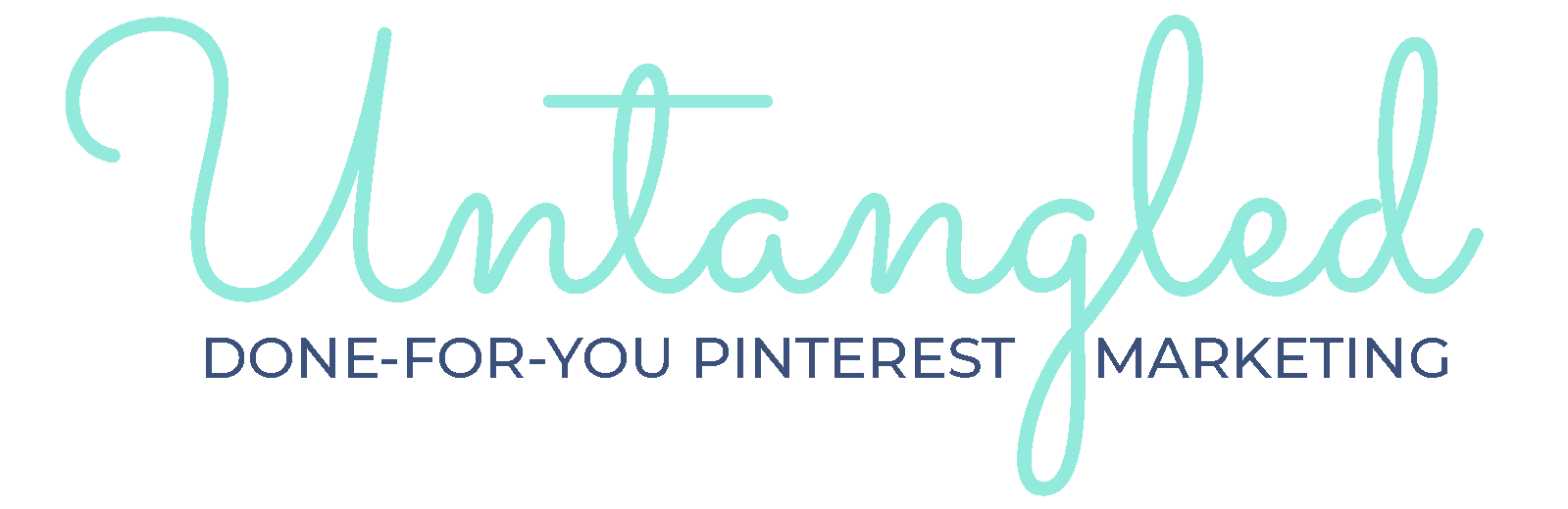 Untangled - Pinterest Marketing for content creators and service-based business owners