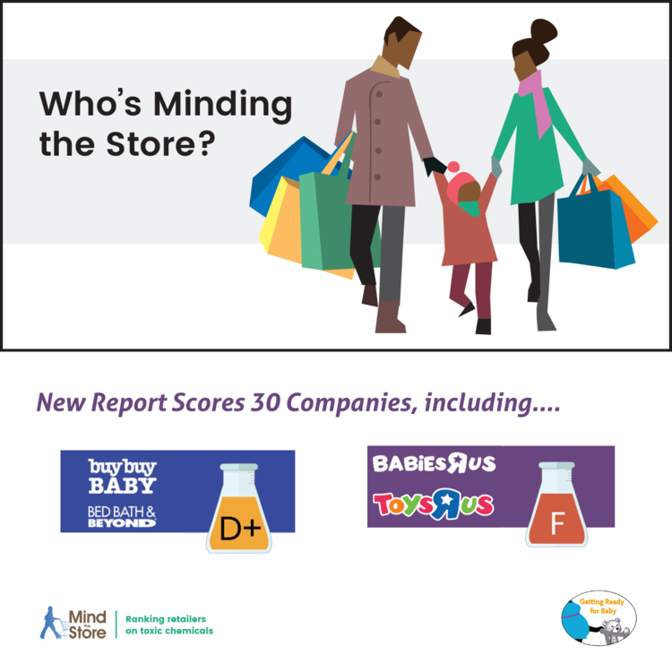 Retailer Report Card - Who's Minding the Store?