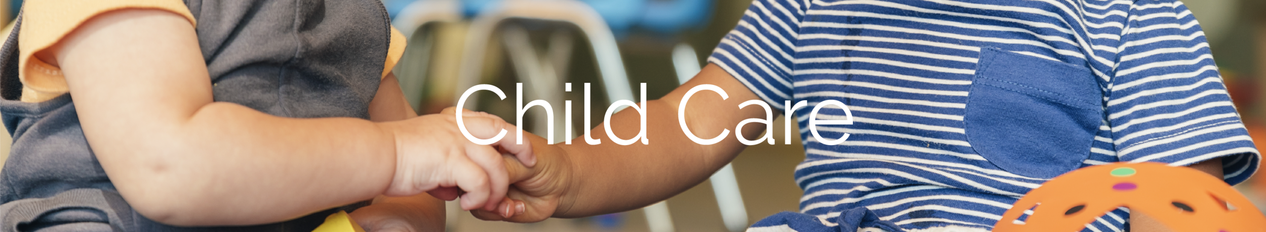 Getting Ready for Baby – For Child Care Providers