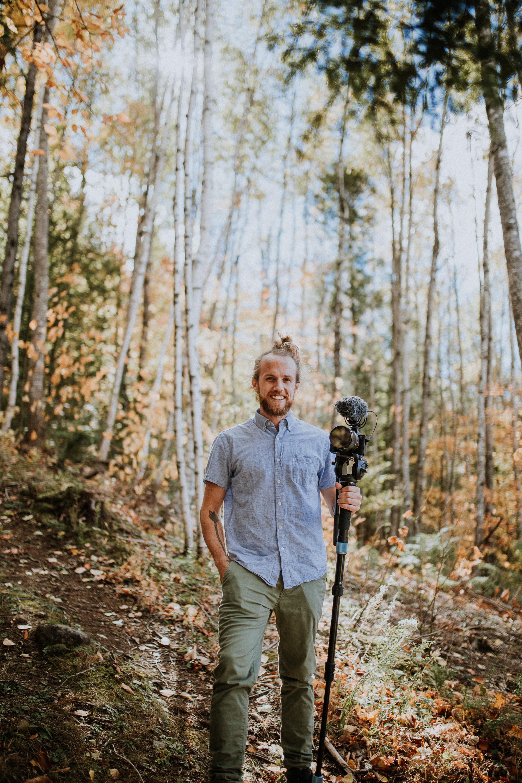 Ben Jumper - Owner/Videographer
