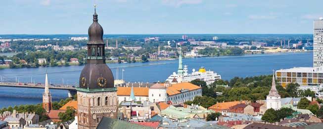 Er is ook een Fryslân House in Riga, Letland.