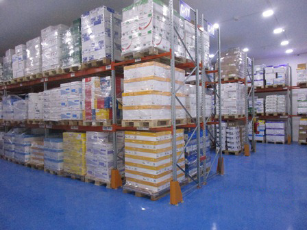 Intersource Logistics Centre India