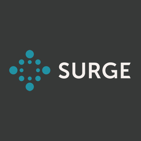 Surge Network    Surge Network is a movement of local churches in Phoenix putting Jesus on display as we equip servant-leaders to be rooted in the gospel story, sent to bless the world.