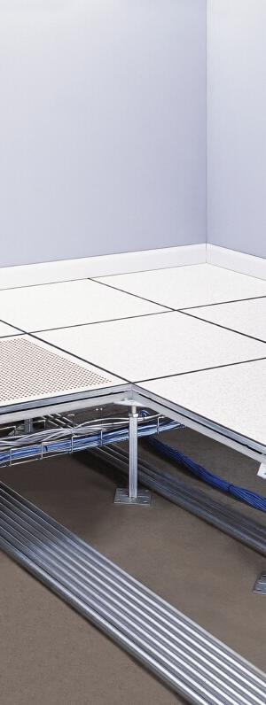Hayworth Raised Access Flooring