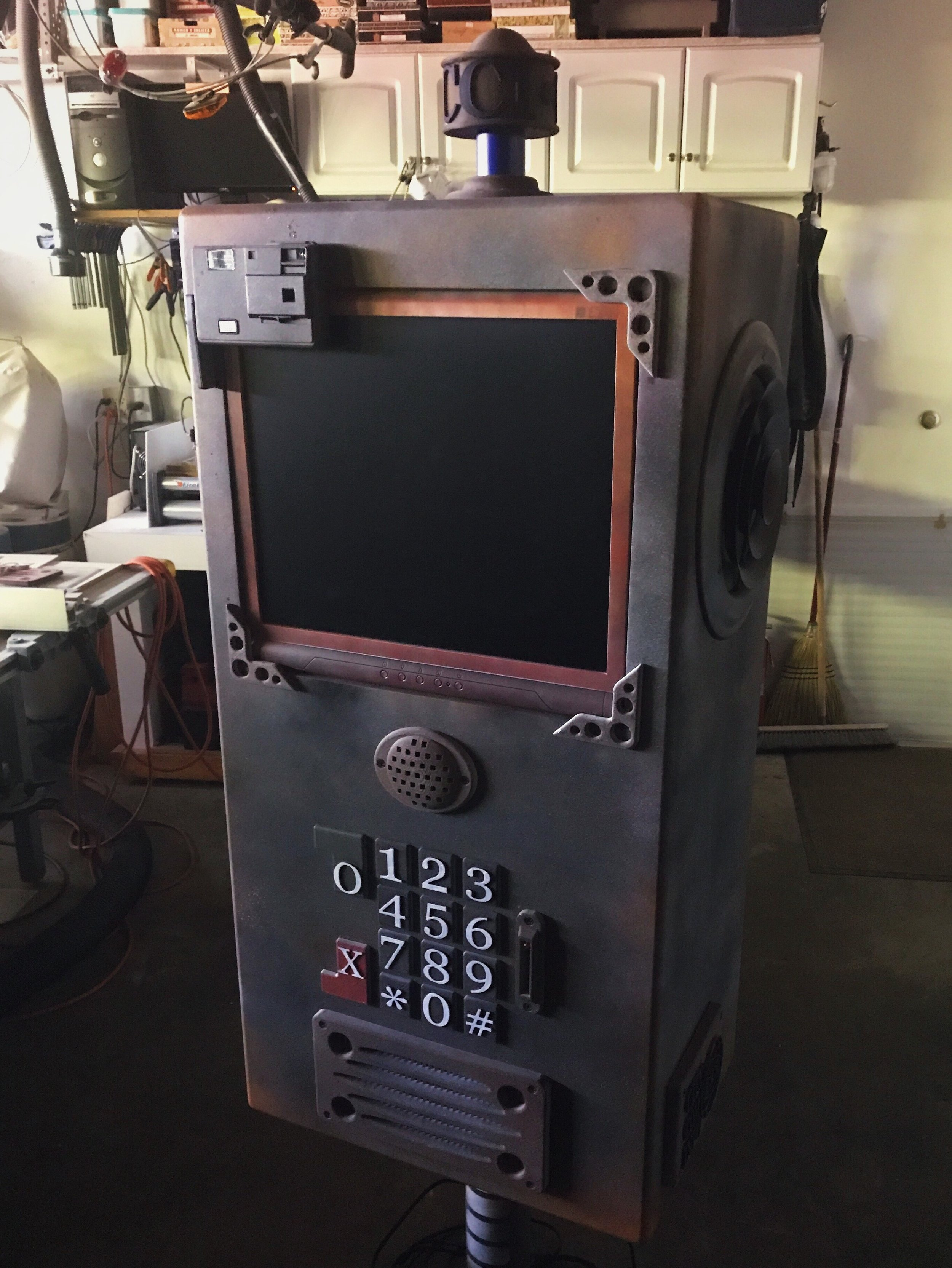 The finished ComBox Prop for Juice.