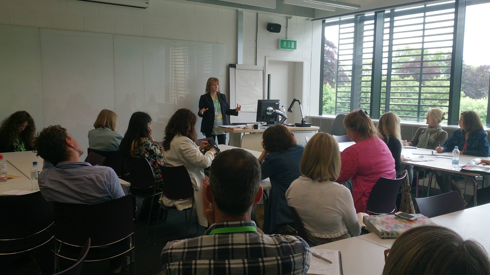 Lorna Fergusson talking about editing at Winchester Writers' Conference 2015.jpg