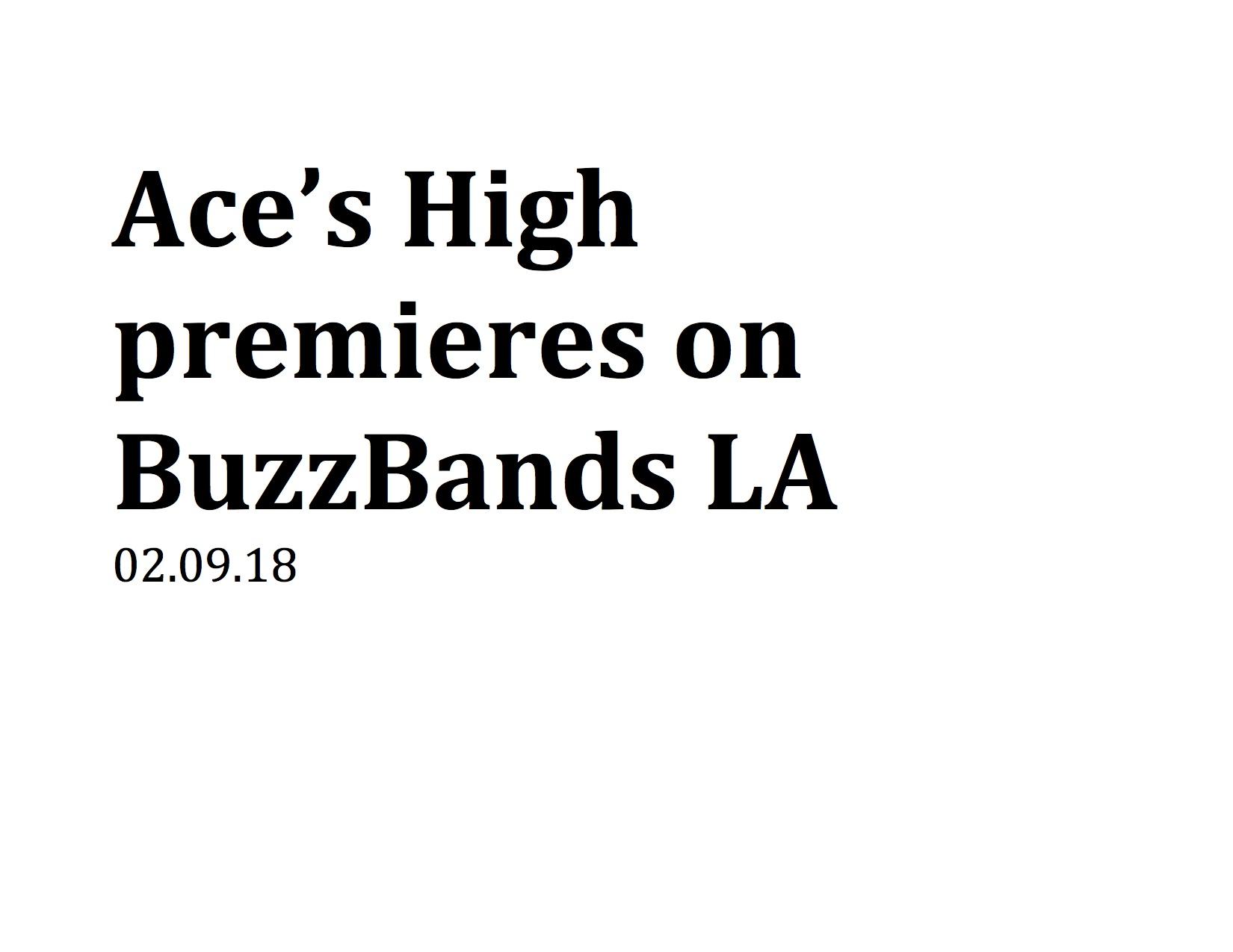 Ace's High BuzzBands.jpg