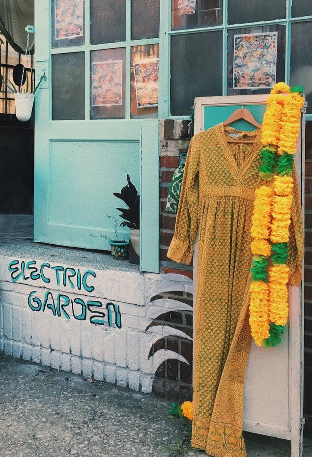 Electric Garden