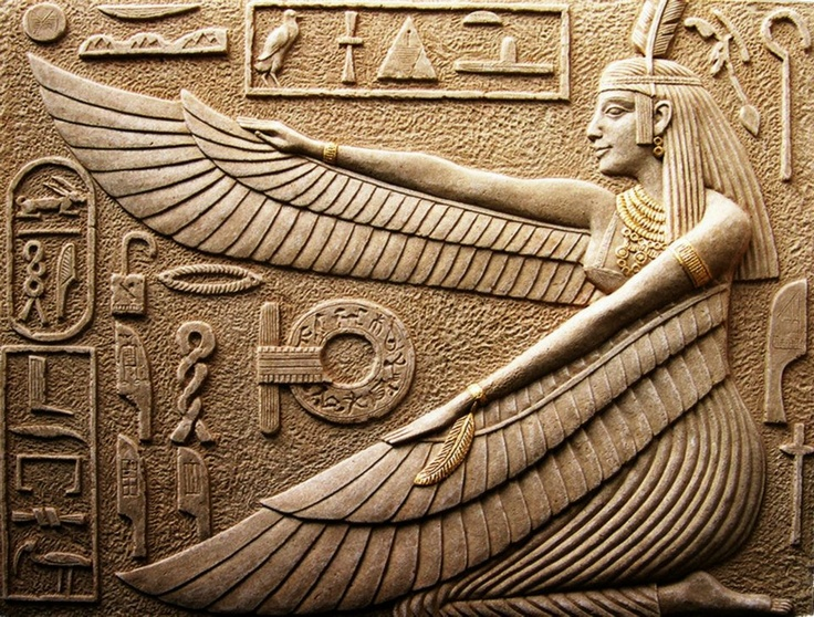Maat: The Ancient Egyptian Goddess of Truth, Justice and Morality