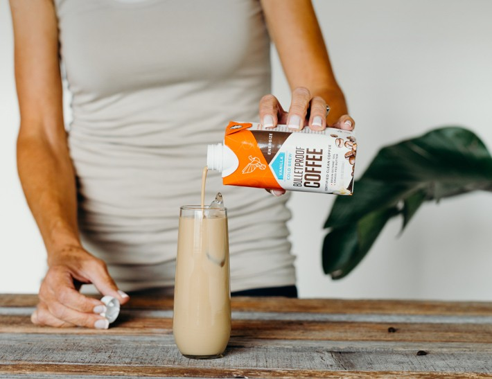 Bulletproof Coffee is a clean coffee certified to be free of 27 sapping toxins, plus grass fed Bulletproof Brain Octane oil - extracted from the most potent part of the coconut - to power your brain and body and give you steady, all day energy.