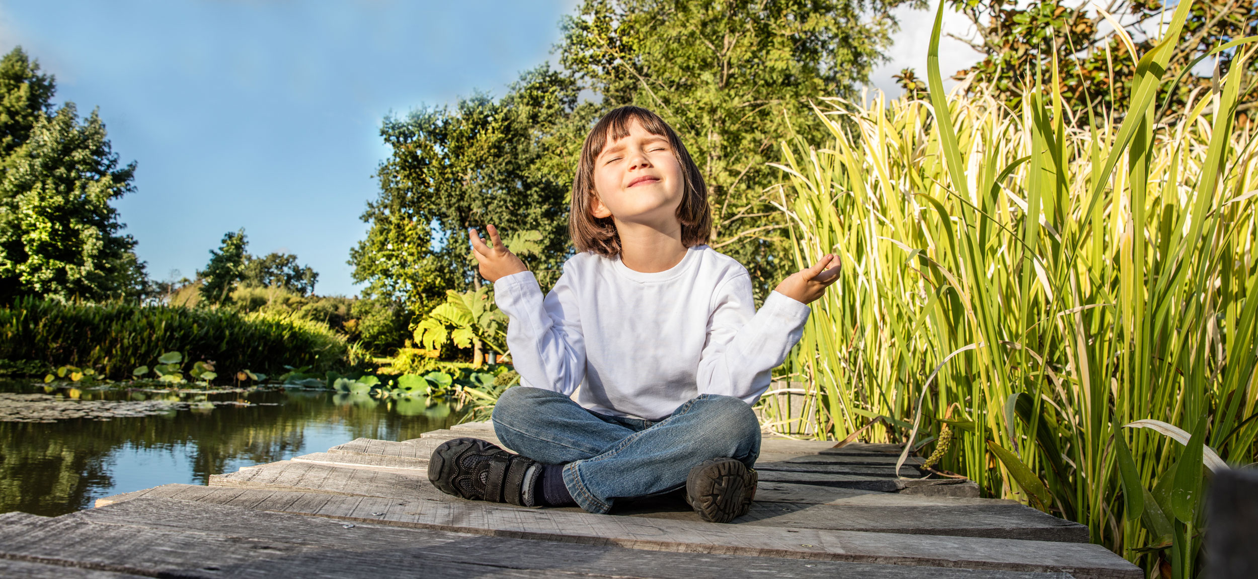Benefits of mindfulness for children: -