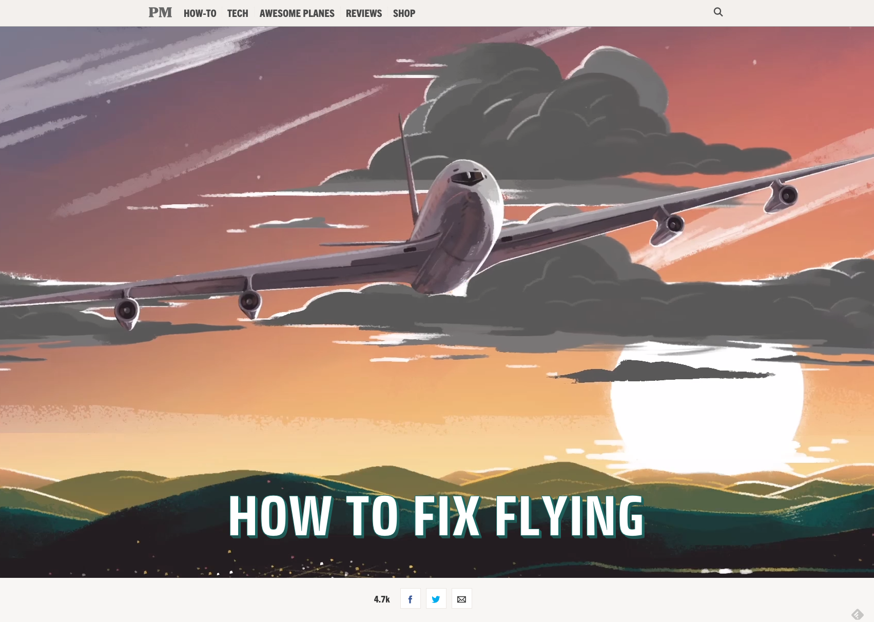 How to Fix Flying Longform CSS