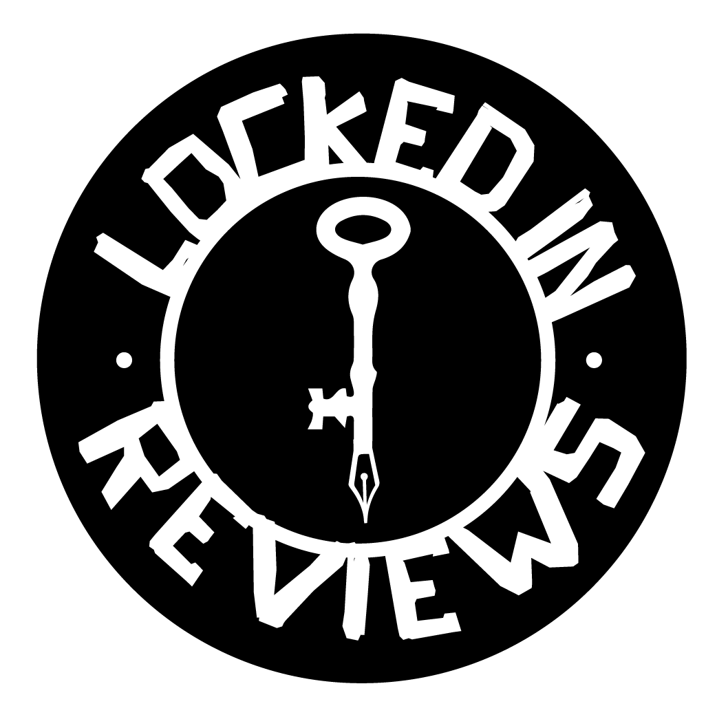 Logo Design: Locked in Reviews