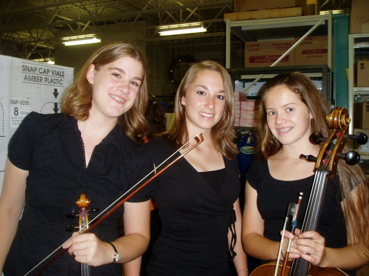 My first Summer at Credo, following a service day performance with my trio