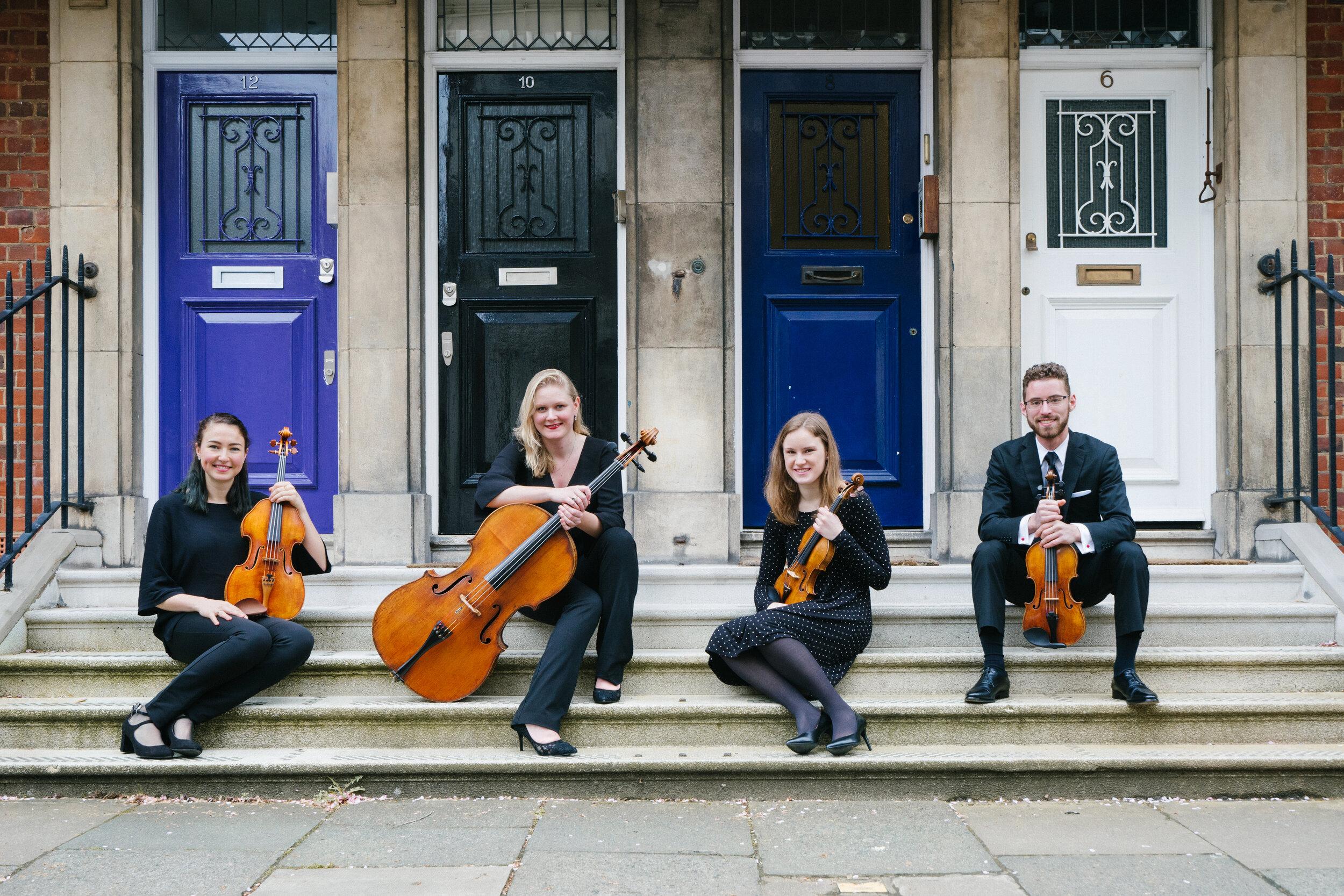 Callisto String Quartet