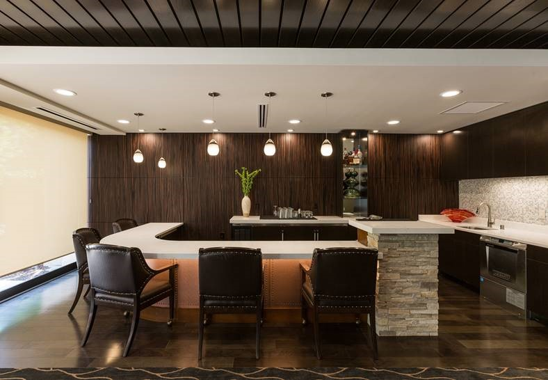 Milwaukee Catholic Home.   Winner of ASID Design Excellence Award.