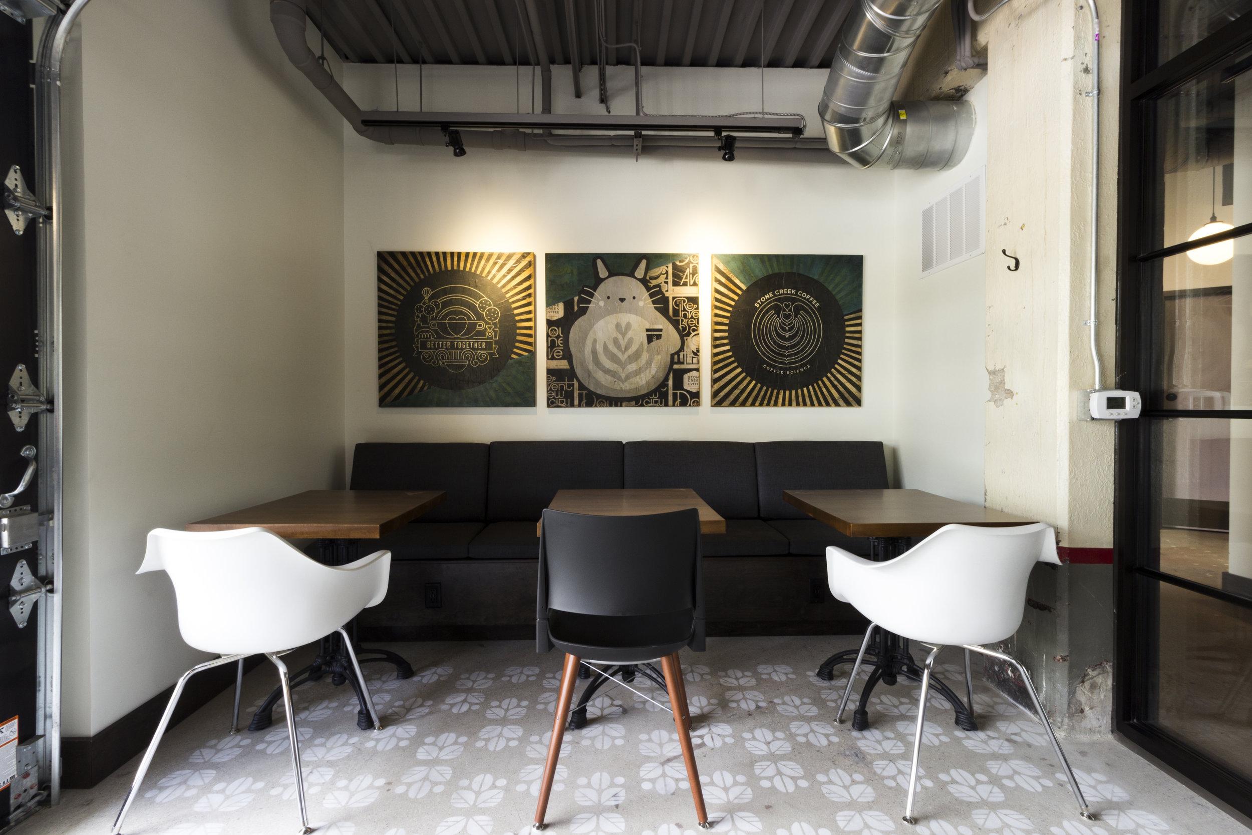 Stone Creek Coffee GROTH Design Group