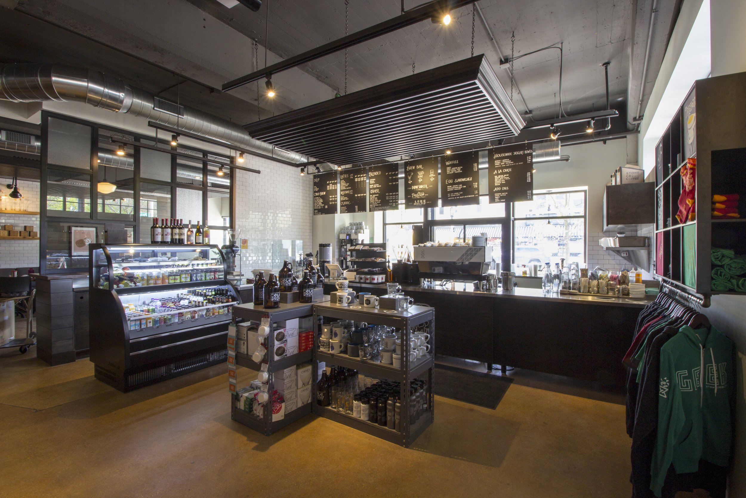 Stone Creek Coffee on Downer Ave