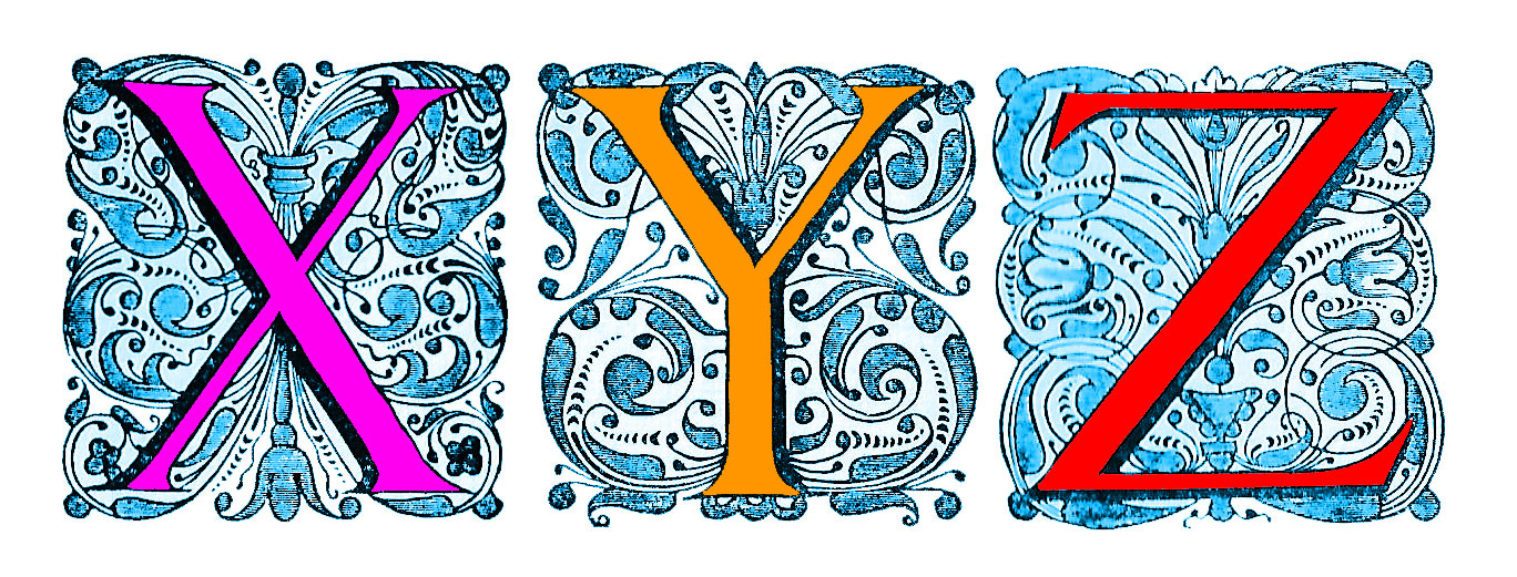 XYZ OF LETTERPRESS - July 29–August 2 (5 days)