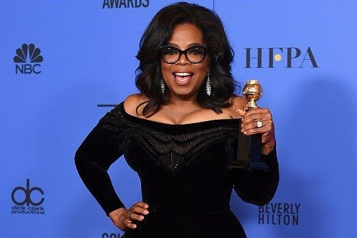 Oprah by Mystery Manicurist... help me find him or her!