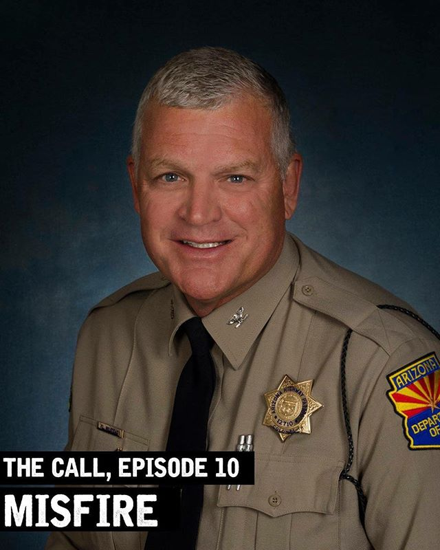 "Check out this week's newest episode: ""Misfire"". Journey along with us as we interview Arizona Department of Public Safety's Director, Colonel Frank Milstead. The Colonel gives us a glimpse into his career in Law Enforcement and shares his most memorable calls."