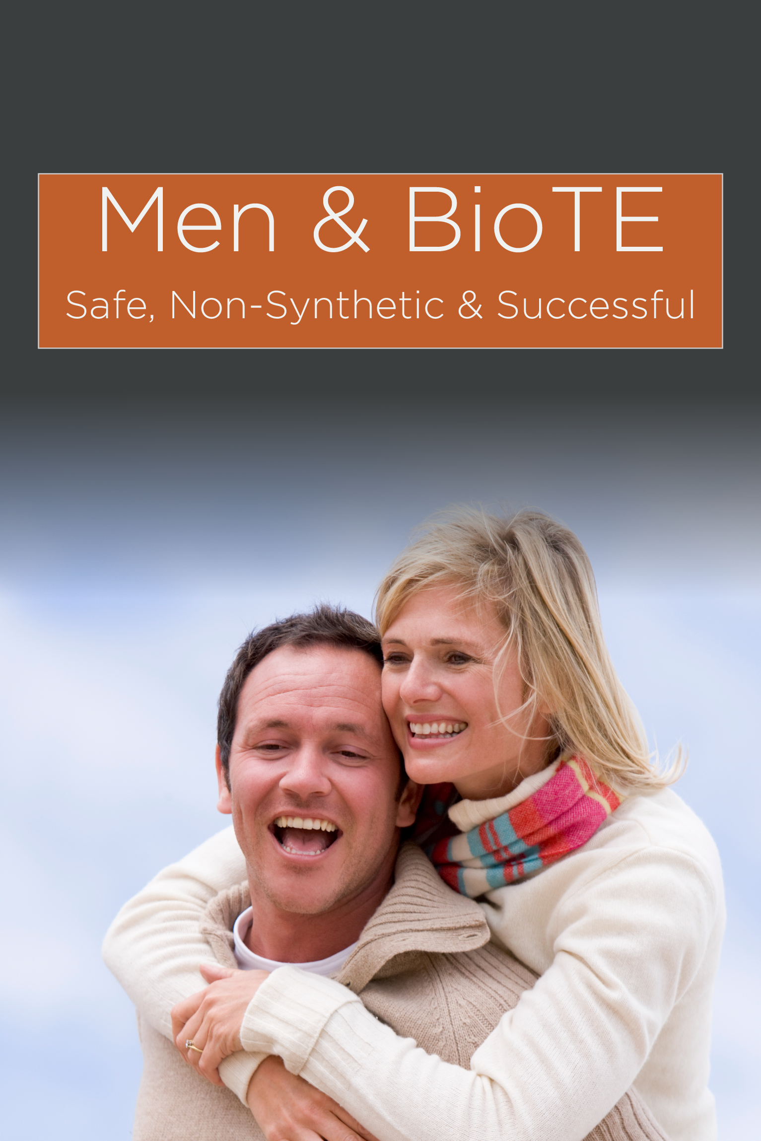 Men & Biote. Hill Country Vitality is a BioTe provider in the Stone Oak & San Antonio Area.