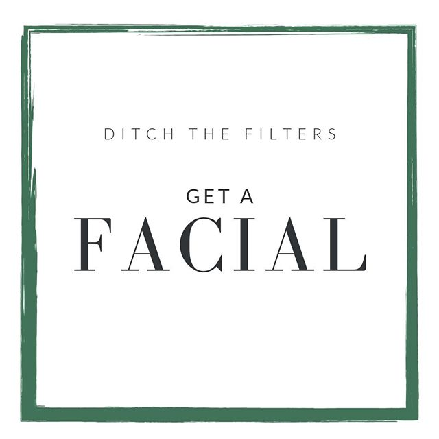 Beautiful skin doesn't come from your makeup or filters BUT your facialist.  A hot facial for this time of year is our Hyaluronic Facial☀️ 💧 Quench parched skin with this ultra-hydrating facial giving your skin an instant plump with a smoother appearance.  Give us a call to book yours!